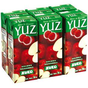 Nectar-Yuz-manzana-tetra-6-u-x-200-ml