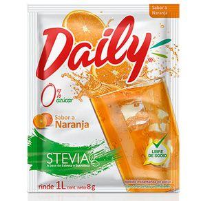 Refresco-Daily-Stevia-naranja-8-g