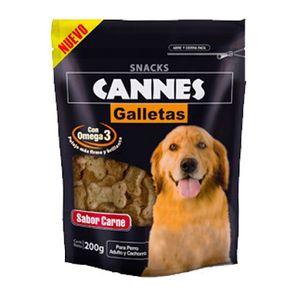 Galletas-para-perros-Cannes-sabor-carne-200-g