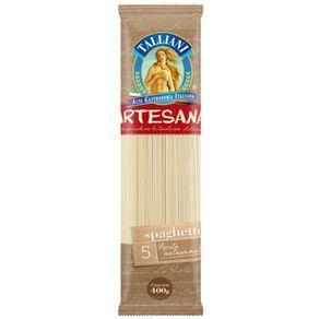 Talliani-Spaghetti-Nº5-Artesana-400-g