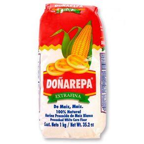 Harina-de-maiz-blanco-extrafina-Doñarepa-1-Kg