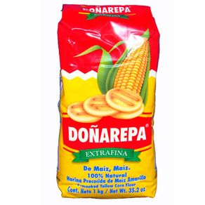 Harina-de-maiz-amarillo-extrafina-Doñarepa-1-Kg