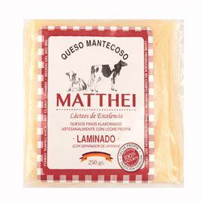 Queso-Mantecoso-laminado-Matthei-250-g