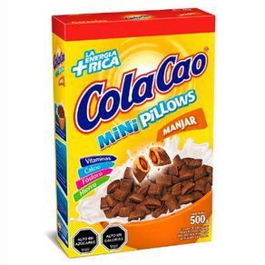 Cereal-Cola-Cao-Pillows-Mini-manjar-500-g