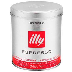 Cafe-Illy-molido-Espresso-medium-roast-lata-125-g