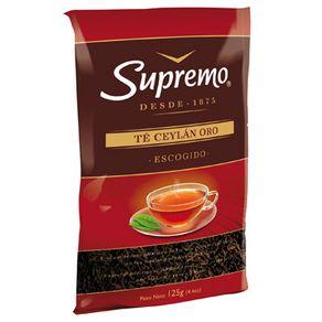 Te-Supremo-Ceylan-en-hojas-Oro-bolsa-125-g