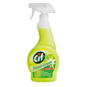 Limpiador-Cif-Power-cream-cocina-gatillo-500ml