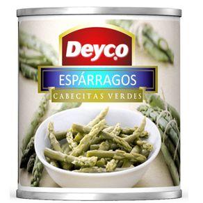 Esparragos-cabecitas-verdes-Deyco-230-g