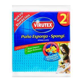 Paño-esponja-Spongi-Virutex-2-u