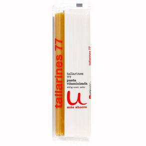Unimarc-blanco-Tallarines-N°-77-400-g