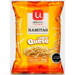 RAMITAS-QUESO-UNIMARC-270-GR