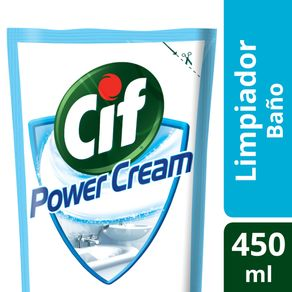 Limpiador-Cif-Power-cream-baño-d-pack-450-ml