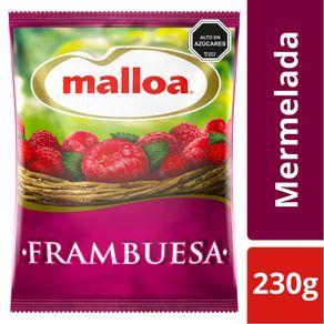 Mermelada-frambuesa-Malloa-Bolsa-230-Gr.