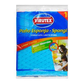 Paño-esponja-antibacterial-Spongi-Virutex-1-u
