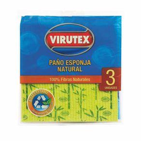 Paño-esponja-natural-Virutex-3-u