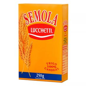 Semola-Lucchetti-250-g
