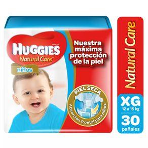 Pañal-Huggies-N.-Care-Niños-Xg-30U--12-A-15Kg-