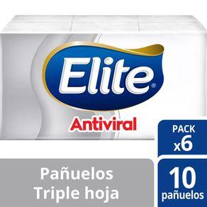 Pañuelos-Elite-antiviral-bolsa-6-u