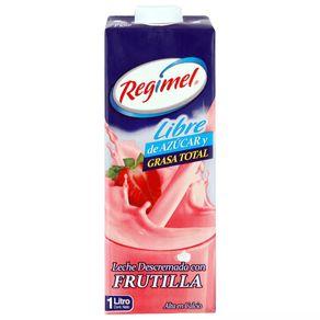 Leche-frutilla-descrem.-Regimel-1-L