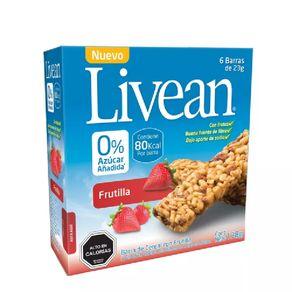 Barra-Cereal-Livean-23-Gr-Frutilla-pack-6-un