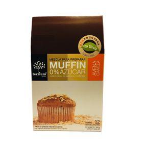 Mezcla-Muffin-avena-canela-Terrium-300-g