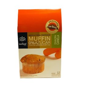 Mezcla-Muffin-zanahoria-canela-Terrium-300-g