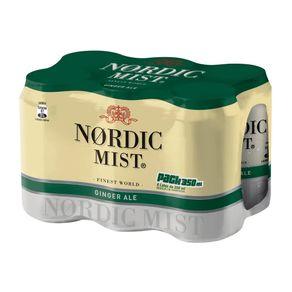 Bebida-Nordic-Mist-Ginger-lata-350-ml-pack-6-un