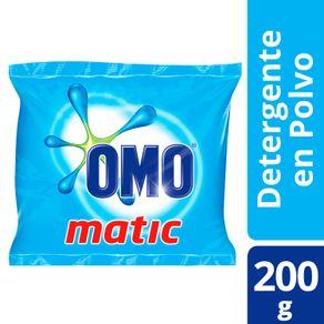 Omo-Matic-Multiac-Polvo-Bls-200G