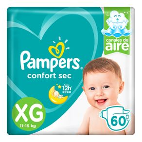 Pañal-Confort-Sec-XG-Pampers-60-un