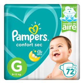 Pañal-Confort-Sec-G-Pampers-72-un