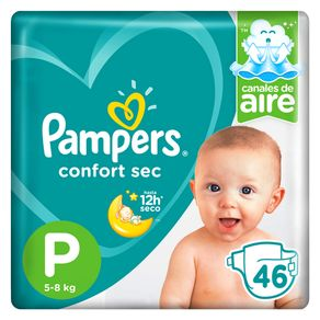 Pañal-Pampers-Confort-Sec-P-46-u--5-7.5-Kg-