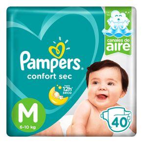 Pañal-Pampers-Confort-Sec-M-40-u--6-9.5-Kg-