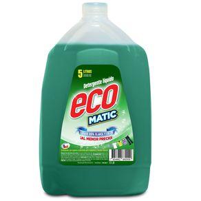 Detergente-liquido-Ecomatic-5-L