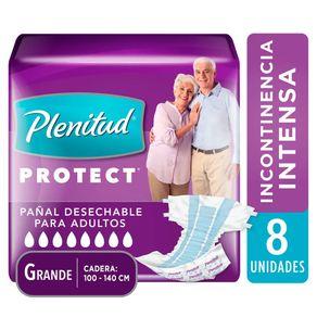 Pañal-desechable-Plenitud-Protect-G-8-u