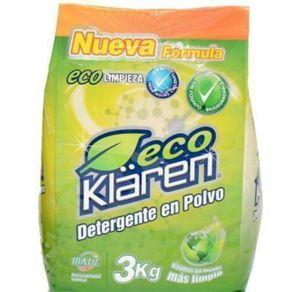 Detergente-Klaren-Matic-polvo-3-Kg