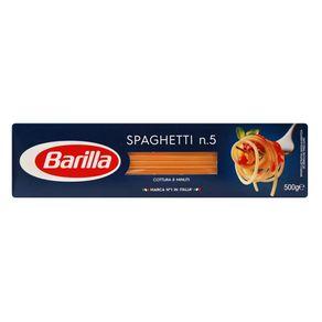 Barilla-Spaghetti-Nº5-500-g
