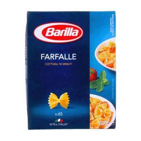 Barilla-Farfalle-N°-65-caja-500-g