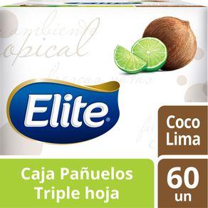 Pañuelos-Elite-Facial-aromas-caja-60-hojas