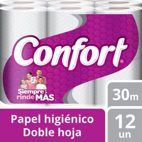 Papel-Higienico-Confort-Doble-Hoja-12-U--30-M-