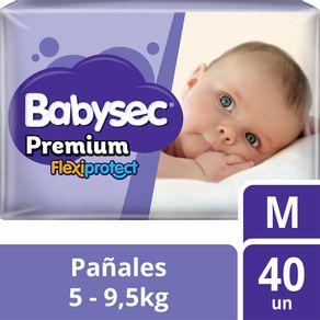 Pañal-Babysec-Premium-M-40-Un