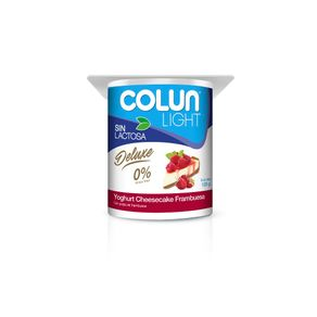 Yoghurt-Colun-Light-Deluxe-sin-lactosa-cheesecake-Frambuesa-120-gr