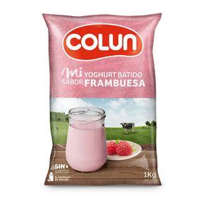Yoghurt-Colun-frambuesa-bolsa-1-Kg