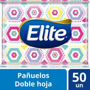 Pañuelos-Elite-Facial-bolsa-45-hojas