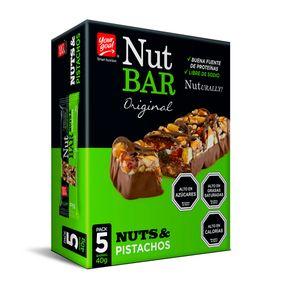 Cereal-barra-Your-Goal-chocolate-pistacho-pack-5-u-de-40-g