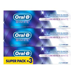 Pasta-dental-Oral-B-3D-White-Glamorous-90-g-pack-3u