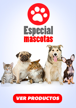 ESPECIAL MASCOTAS
