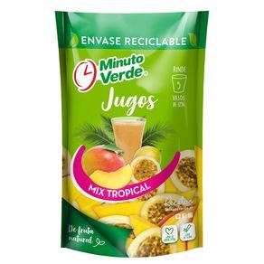 Pulpa-mix-tropical-Minuto-Verde-335-gr
