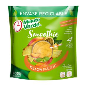 Smoothie-Minuto-Verde-yellow-passion-500-g