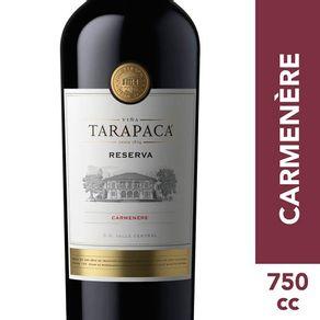Vino-Tarapaca-camenere-botella-750-cc