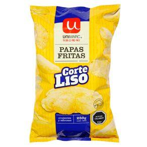 Papas-Fritas-Lisas-Unimarc-250-Gr-1-17128